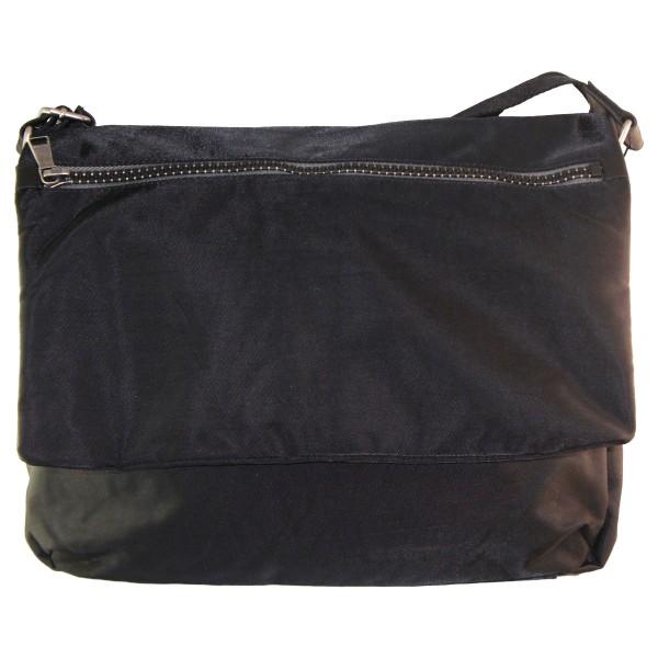 Helsingborg Postbag - black